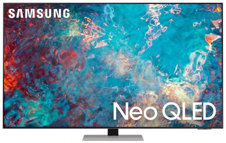 """Телевизор QLED Samsung QE55QN85AAU 54.6"""" (2021)"""