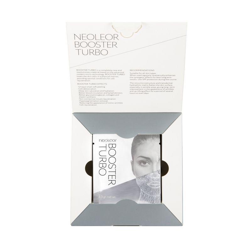 Маска Неолеор бустер турбо (Neoleor Booster Turbo with hyaluronic acid) Neoleor (Неолеор) 10 саше*3,3 г