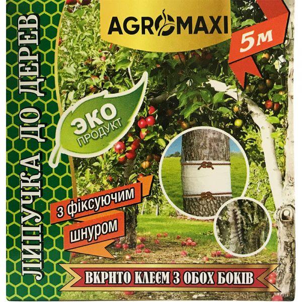 Липкая лента для деревьев (5 метров) от Agromaxi, Украина