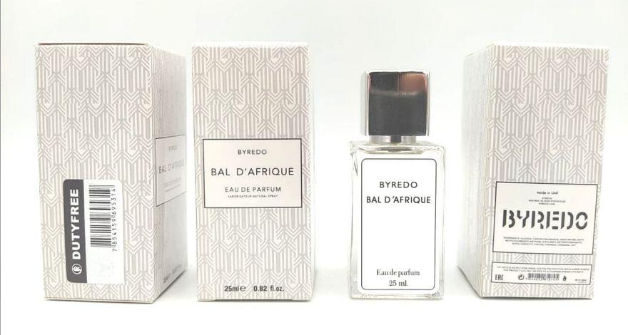 Суперстойкие 25 мл - Byredo Bal D'Afrique