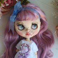 кукла авторской работы Блайз