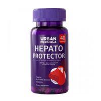 Урбан Формула Ливосил комплекс для печени с таурином Hepato Protector, 40 капс.