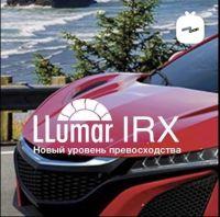Тонировка задней полусферы пленкой LLumar IRX