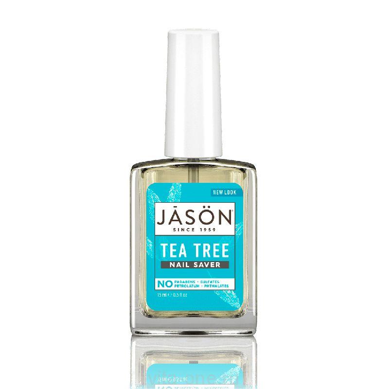 Средство для ухода за ногтями с маслом чайного дерева (Tea Tree Nail Saver) Jason (Джейсон) 15 мл