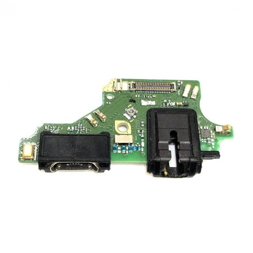 разъем зарядки и микрофон Huawei P20 Lite