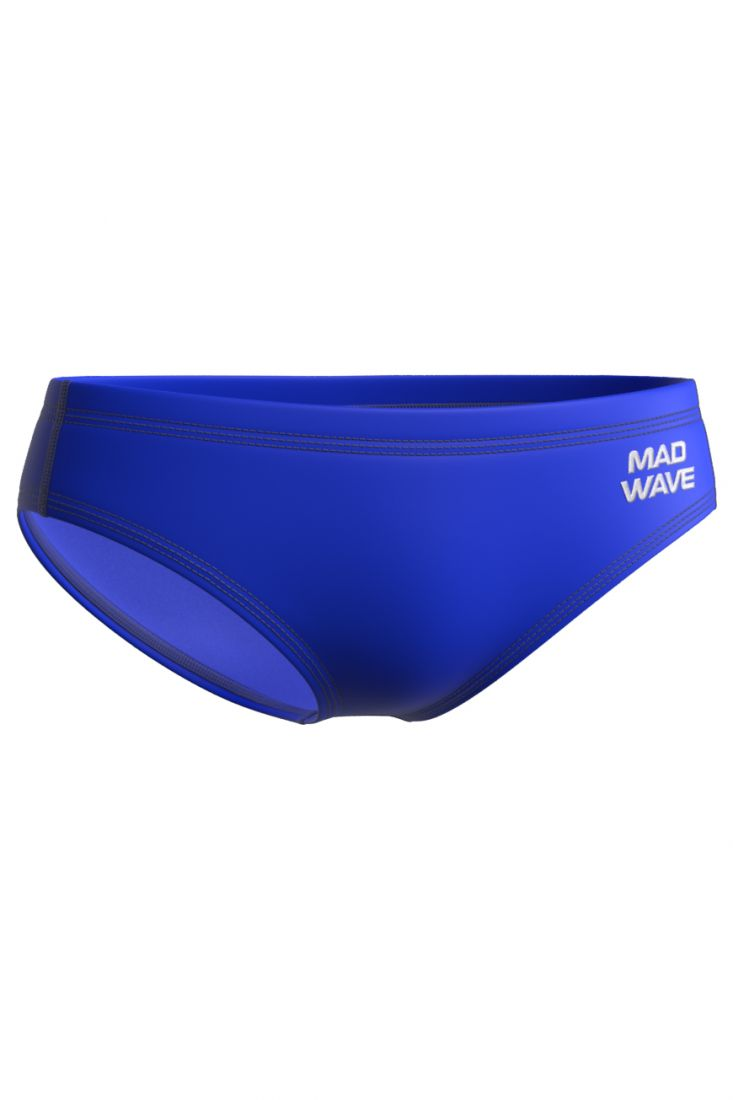 Плавки юниорские антихлор Mad Wave CULT синие