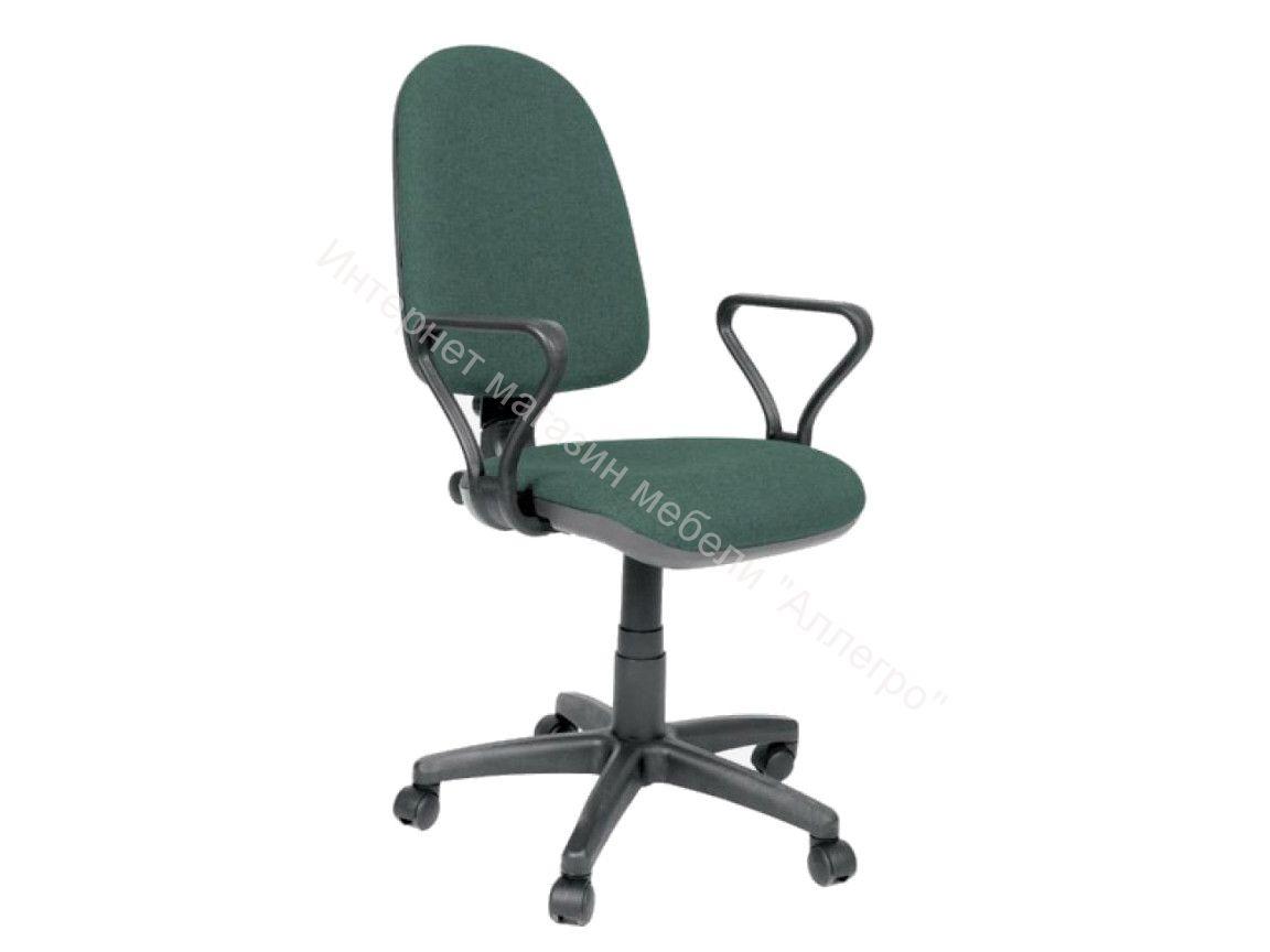 Кресло Престиж Самба В-18, зеленый