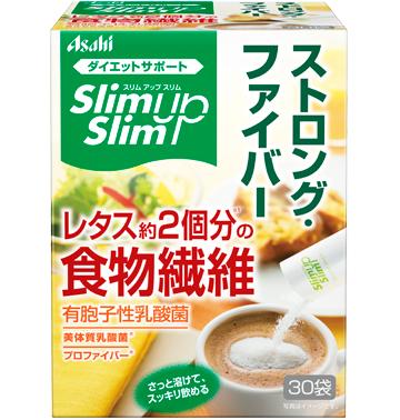 Диетическая клетчатка и молочнокислые бактерии SlimUpSlim
