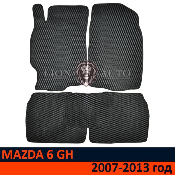 EVA коврики на Mazda 6 GH (2007-2013г)