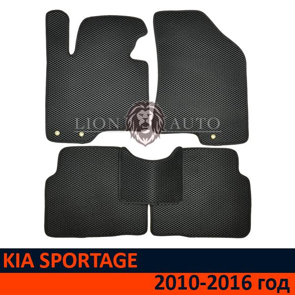 EVA коврики на KIA SPORTAGE 3 (2010-2016г)