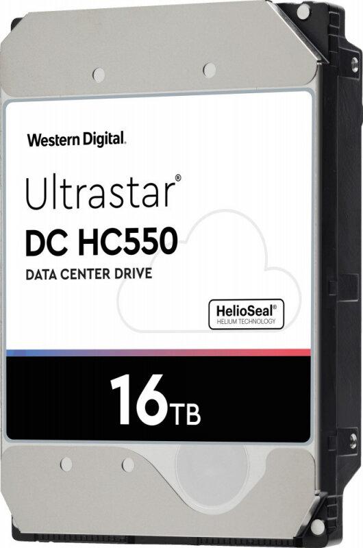 "Жесткий диск 3.5"" WESTERN DIGITAL 16TB SATA III, 512 Mb, 7200 rpm WD Ultrastar DC HC550 (0F38462)"