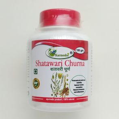 Шатавари чурна | Shatavari churna | 100 гр. | Karmeshu