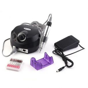 Машинка для аппаратного маникюра Nail Drill - US-202, черный