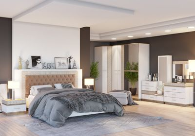 Кровать Велес Жасмин