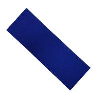 Шкурка для самоката синяя 14*40 см