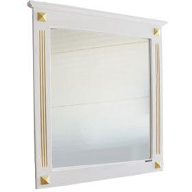 Зеркало Comforty Палермо-80 патина золото