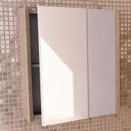 Зеркало-шкаф Comforty Тулуза-60 сосна лоредо