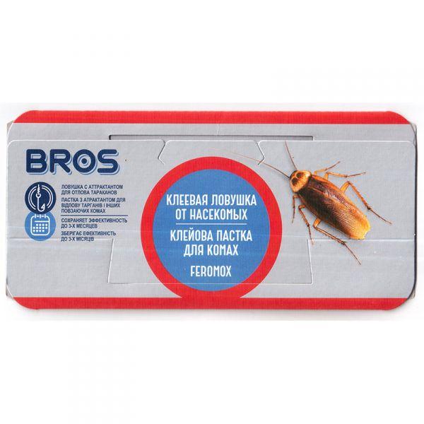 Клеевая ловушка от тараканов от BROS, Польша