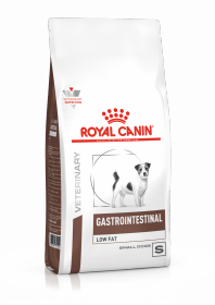Роял канин Gastrointestinal Low Fat Small Dog для собак (Гастронтестестинал Лоу Фэт Смол Дог )