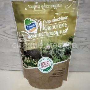 Ускоритель компостирования, 650 г (ОрганикМикс)