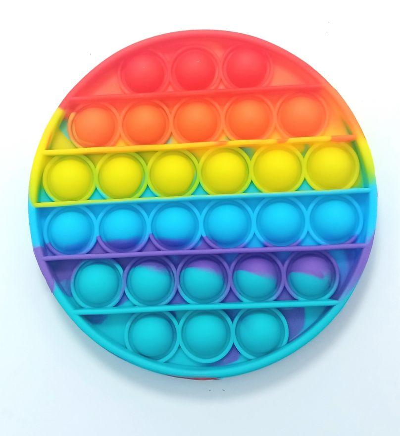 Игрушка-антистресс Pop-IT (круг)