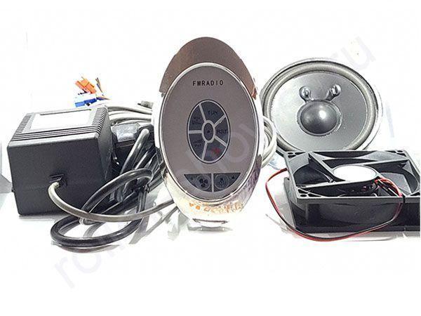 Пульт управления SP-001 комплект (блок питания, динамик, вентилятор)