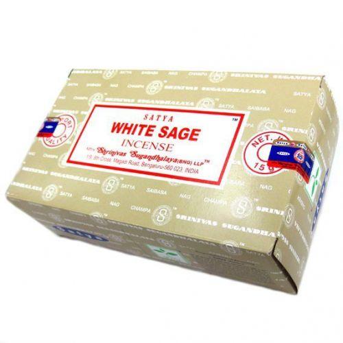 Благовония White Sage | Белый шалфей | 15 г | Satya