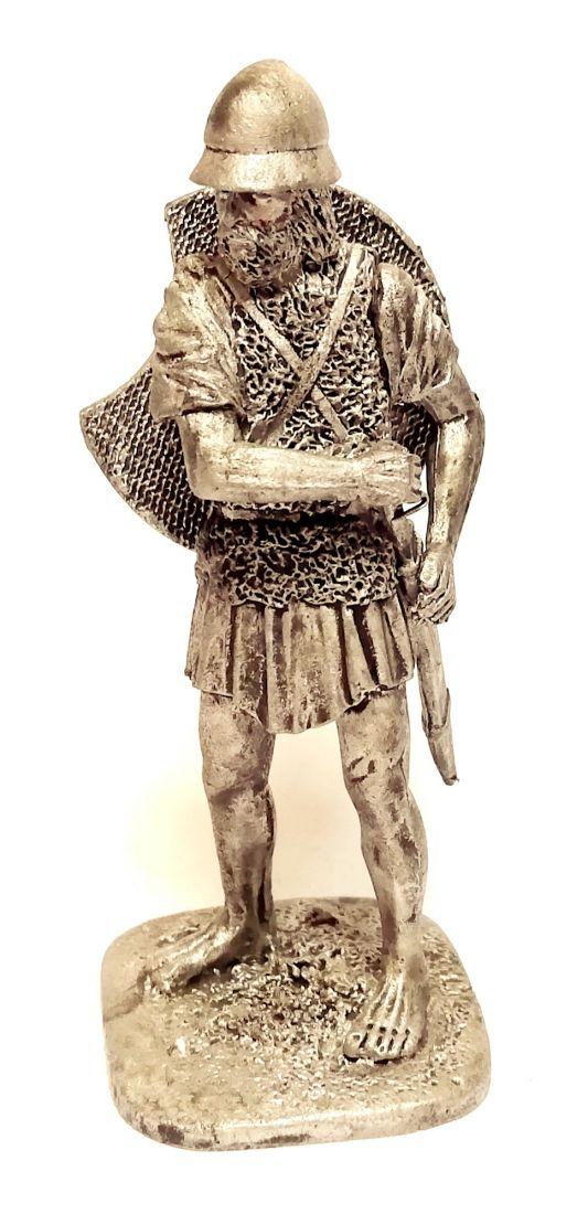 Фигурка Греческий пельтаст 5-4 в. до н.э. олово