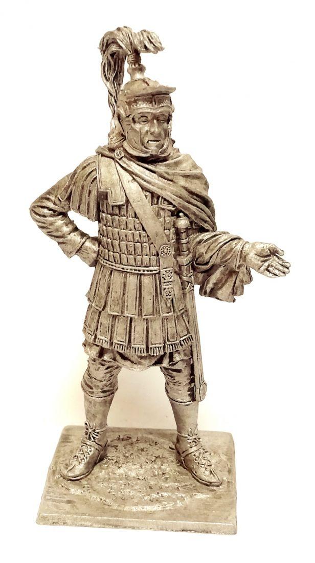 Фигурка Офицер римской конницы 2-3 в. н.э. олово