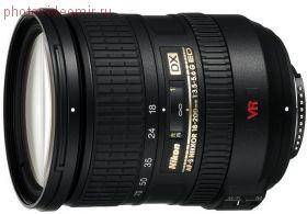 Объектив Nikon AF-S 18-200mm f3.5-5.6G IF-ED DX VR Zoom-Nikkor