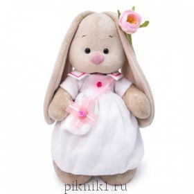 Зайка Ми в платье с сумочкой 32 см