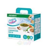 Леовит Нутрио Комплексная программа питания «Снижение веса»