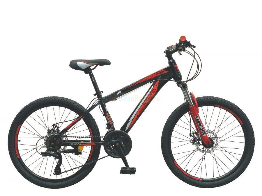 Велосипед подростковый Storm Climber MD 24 (2021)
