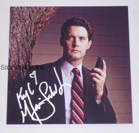 Автограф: Кайл МакЛоклен. Твин Пикс / Twin Peaks