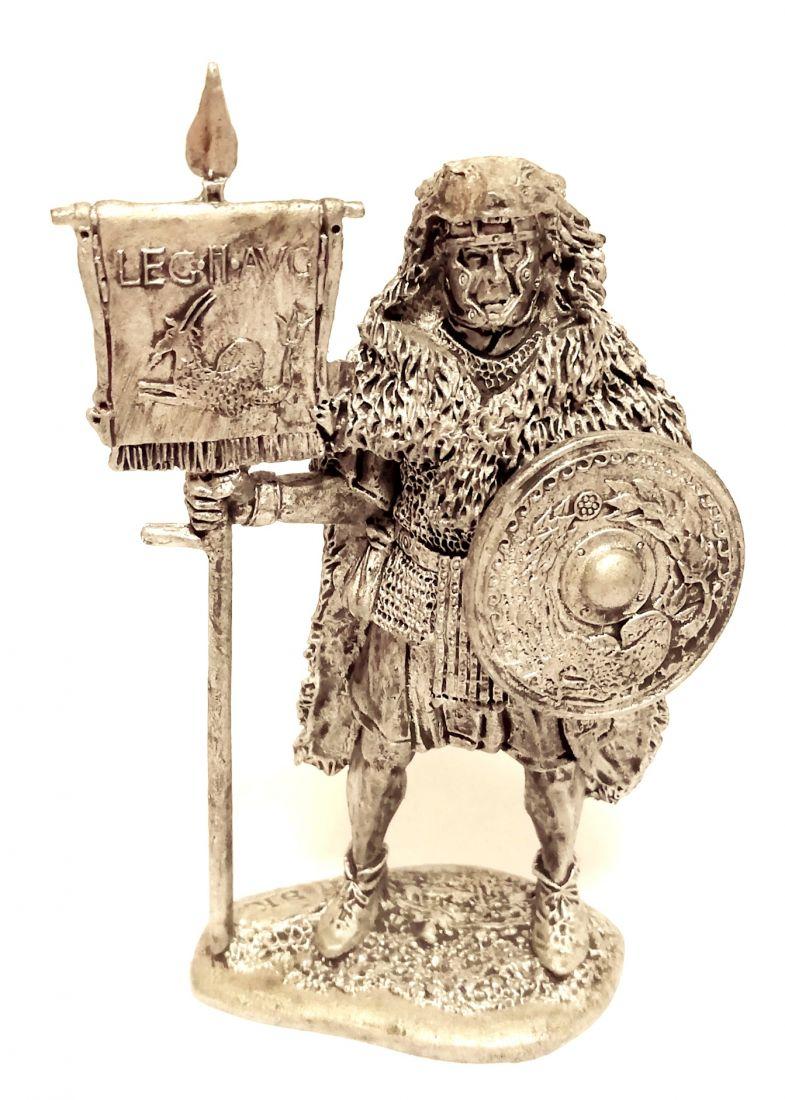 Фигурка Римский Вексилларий 1в. н.э. олово