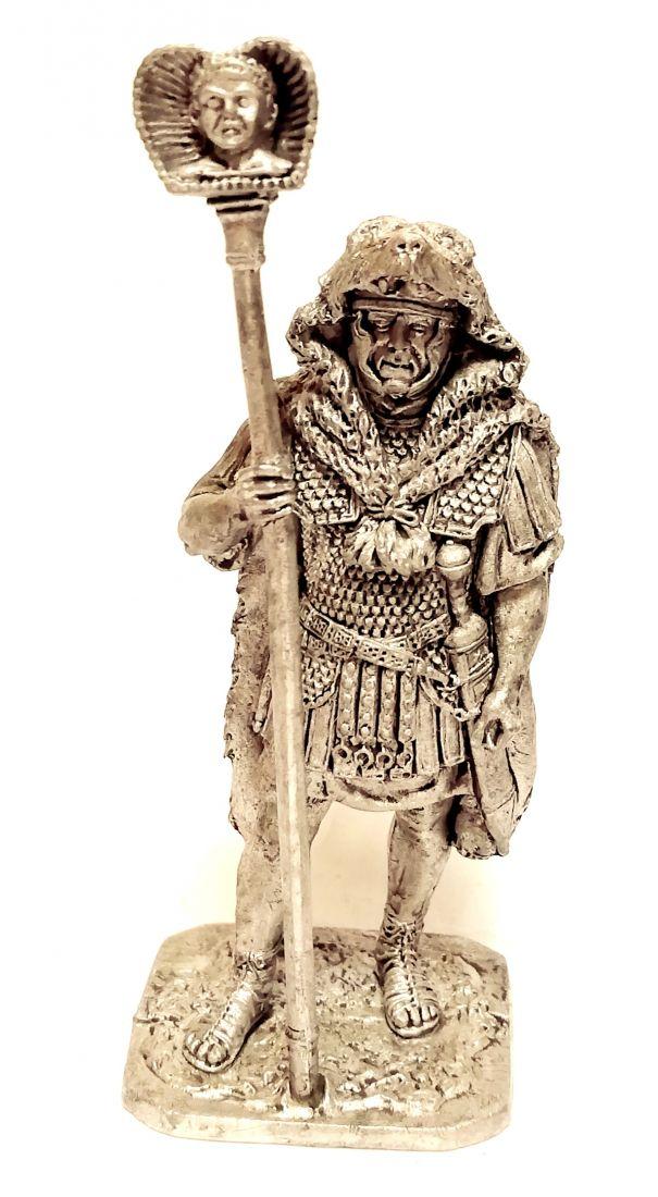 Фигурка Имагинифер римского легиона 1-2в. н.э. олово