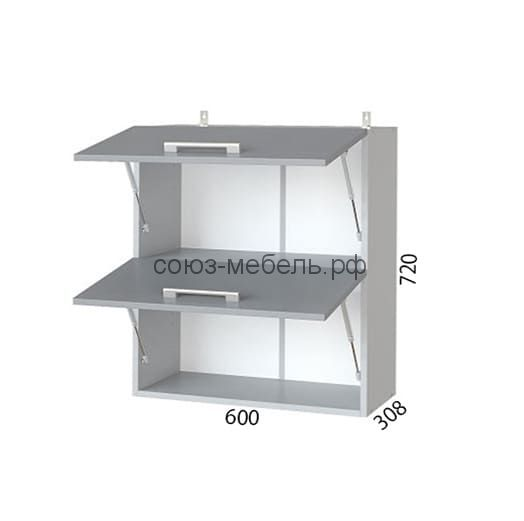 Шкаф АГ-60 Кухня Фиджи