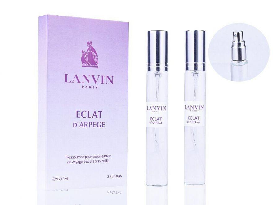 Набор парфюма Lanvin Eclat Darpege 2x15 ml