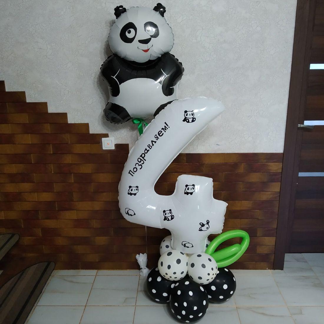 Малый сет Панда