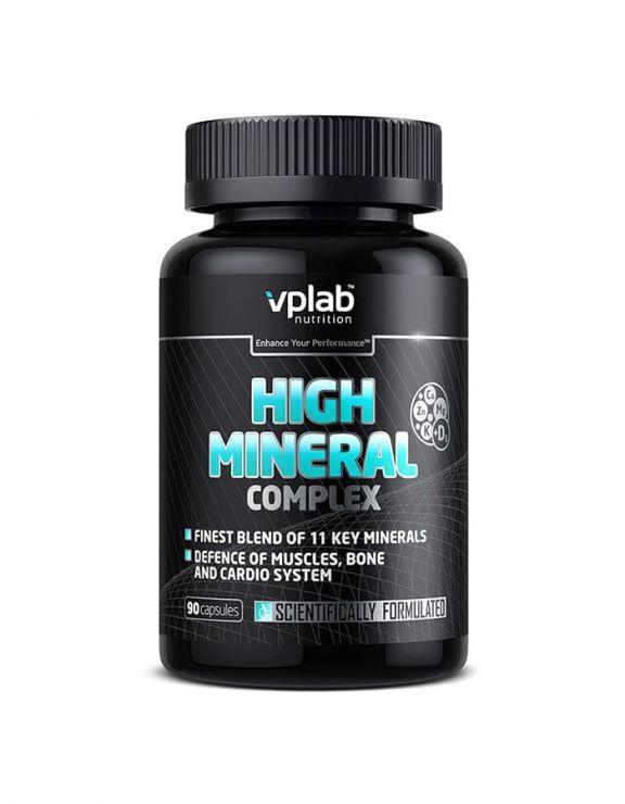 VPLab Минеральный комплекс High Mineral Complex, 90 капс.
