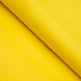 Бумага цветная, Тишью (шёлковая), 510 х 760 мм, Sadipal, 1 лист, 17 г/м2, жёлтый, упак 25 лист