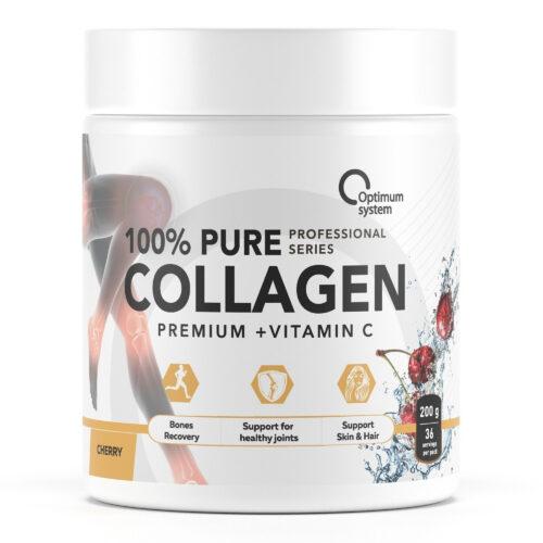 Optimum System 100% Pure Collagen Powder 200g
