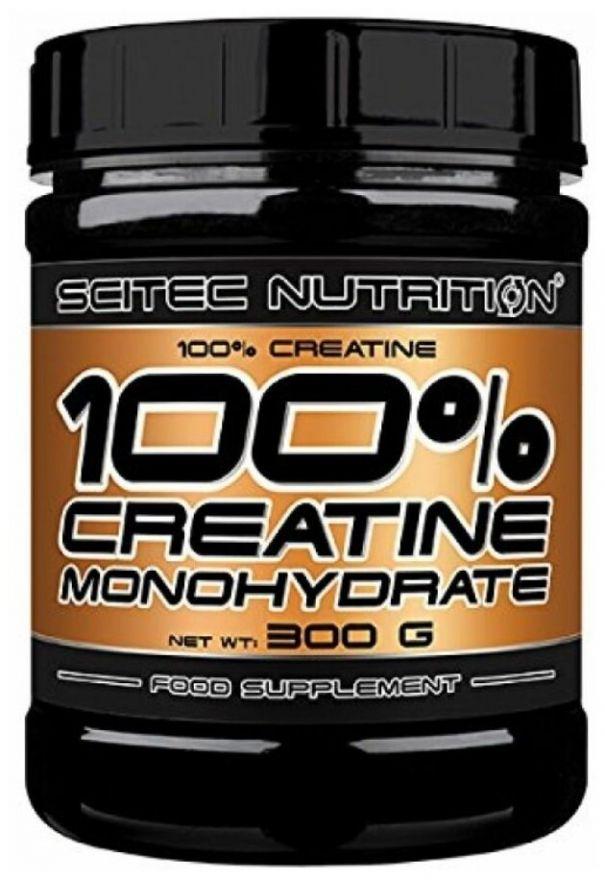 Креатин Scitec Nutrition 100% Creatine Monohydrate (300г)