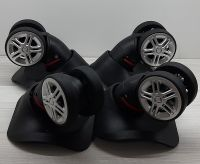 Комплект колес для чемодана (4 колеса)