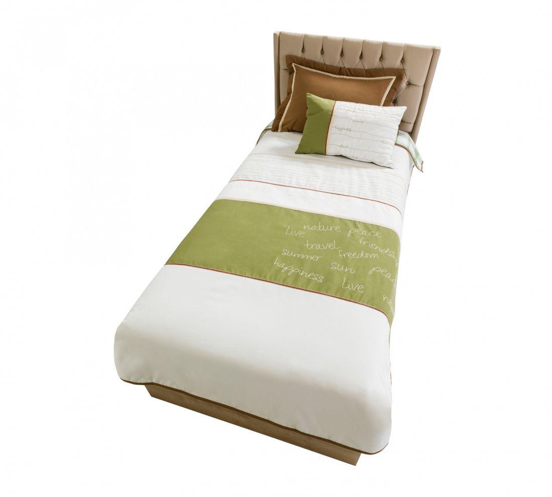 Комплект Freedom (покрывало 145x230 см, 1 декоративная подушка, 1 наволочка)
