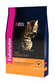 Eukanuba TOP CONDITION корм для Взрослых Кошек