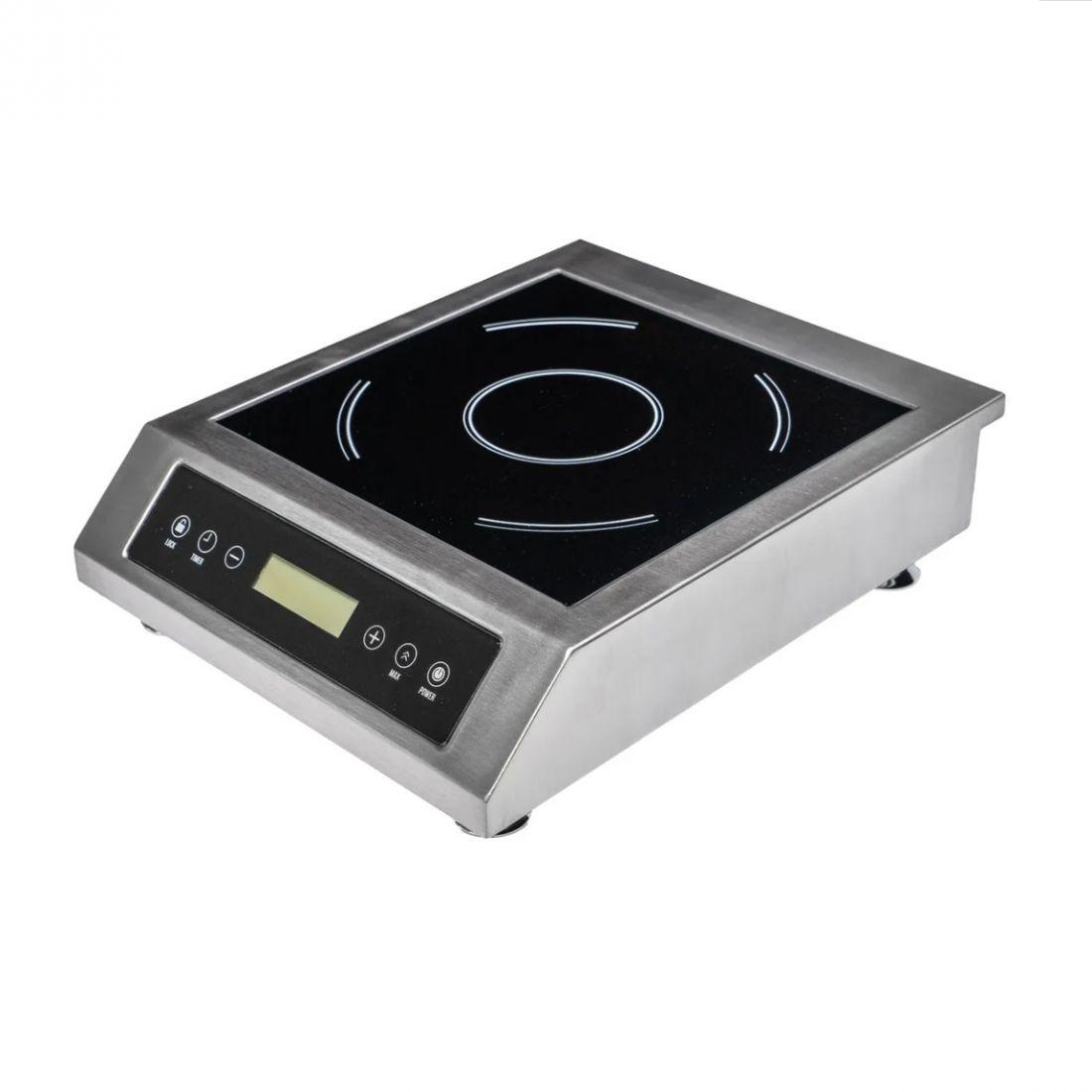 Плита индукционная SM 3,5 кВт, безимпульсная