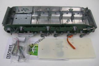 Металлическое шасси КВ-1