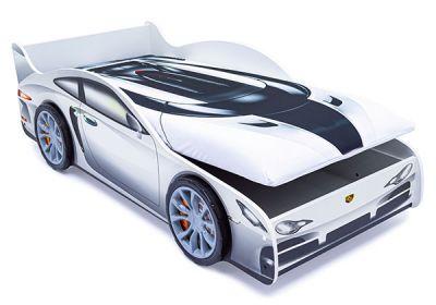 Детская кровать-машина Бельмарко Порше с ПМ