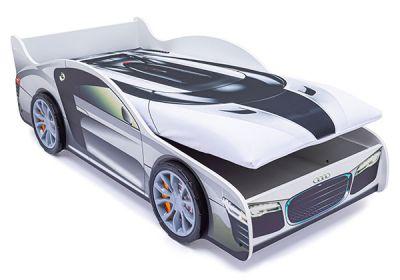 Детская кровать-машина Бельмарко Ауди с ПМ